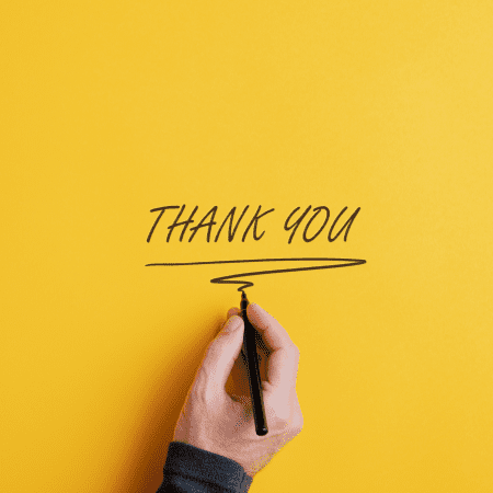 How to Write the Best Volunteer Thank You Letter